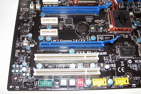 MSI X58 Platinum LGA 1366 Motherboard Review - Motherboards 101