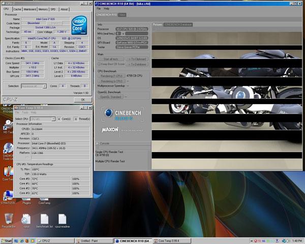 MSI X58 Platinum LGA 1366 Motherboard Review - Motherboards  2