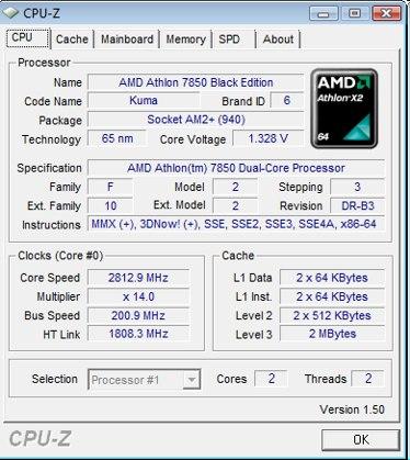 Kuma's Last Gasp - Processors  1