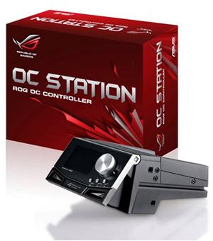 Hassle-free Hardware-based Overclocking with the ROG OC Station