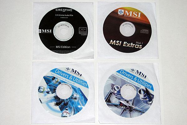 MSI Eclipse SLI X58 LGA 1366 Motherboard Review - Motherboards  10