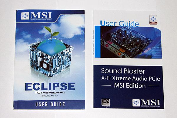 MSI Eclipse SLI X58 LGA 1366 Motherboard Review - Motherboards  9