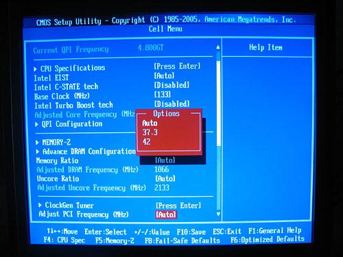 MSI Eclipse SLI X58 LGA 1366 Motherboard Review - Motherboards  16