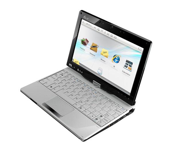 Computex 2009: ASUS shows off new EeeNAS, EeePC Tablet and Eee Seashells