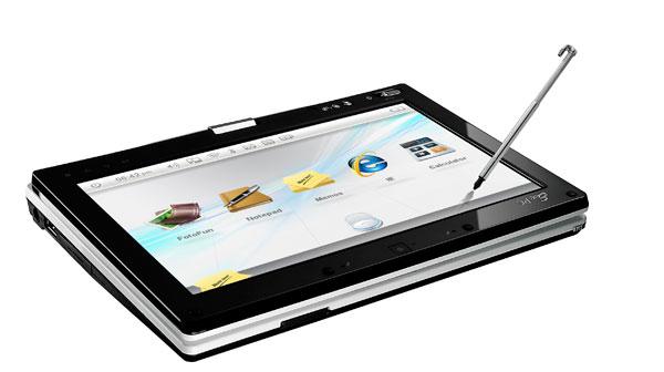 Computex 2009: ASUS shows off new EeeNAS, EeePC Tablet and Eee Seashells - Mobile 11