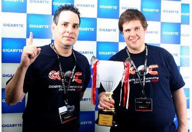 GIGABYTE Announces GO OC 2009 Champions