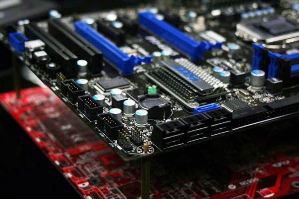 Sneak Peek: MSI P55-GD65 motherboard spotted - Motherboards  3