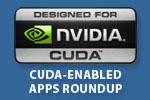 NVIDIA CUDA-enabled Applications Roundup