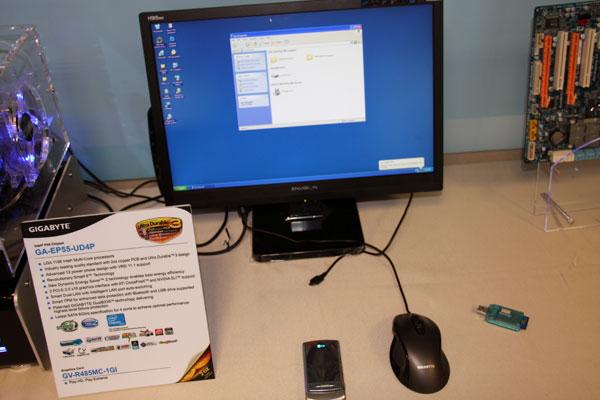 Computex 2009: Gigabyte pushes motherboard boundaries - Motherboards  10