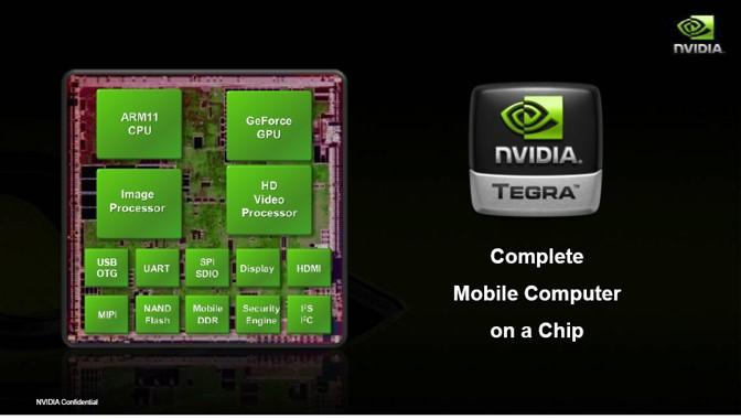 Zune HD uses NVIDIA Tegra processor - confirmed - Mobile 4
