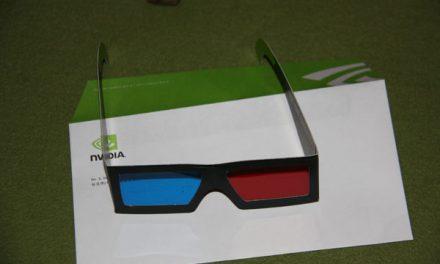 Computex 2009: NVIDIA gives away 3D Vision, but not really