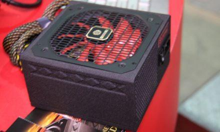 Computex 2009: Enermax shows 80+ Gold power supplies