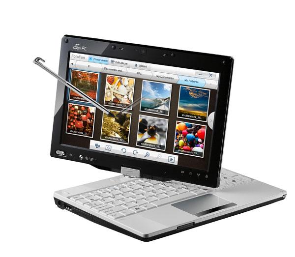 Computex 2009: ASUS shows off new EeeNAS, EeePC Tablet and Eee Seashells - Mobile 10