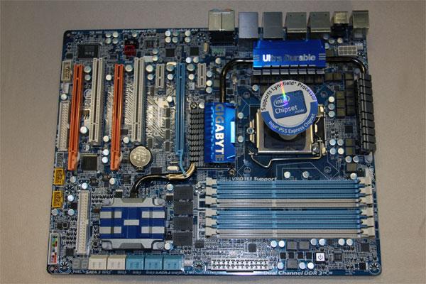 Computex 2009: Gigabyte pushes motherboard boundaries - Motherboards  1