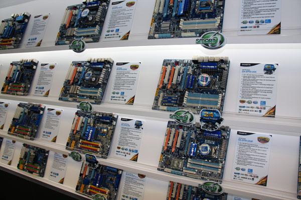 Computex 2009: Gigabyte pushes motherboard boundaries - Motherboards  13
