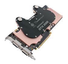BFG GeForce GTX 295 H2OC and GTX 285 OCFU announced - Graphics Cards  1