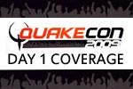 Quakecon 2009 – Day 1 coverage