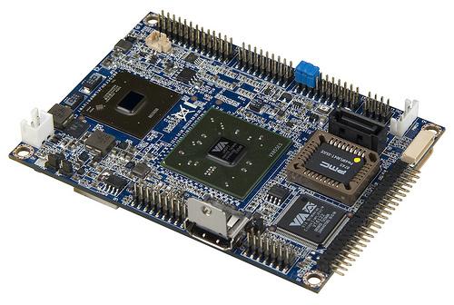 VIA EPIA-P720 Brings Fanless HD Video Playback to Pico-ITX