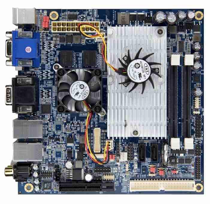 Ultimate Mini-ITX HD Multimedia Platform Combines DX10.1 and Dual HDMI
