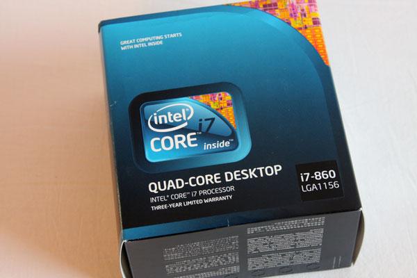 Intel Core i7-860 Lynnfield Processor Review - Best value in processors? - Processors  1