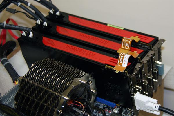 AMD Radeon HD 5870 Triple CrossFireX Performance Testing - Graphics Cards  1
