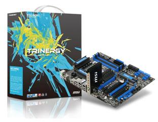 MSI to Unleash Big Bang Gaming Series Mainboards - Motherboards 2
