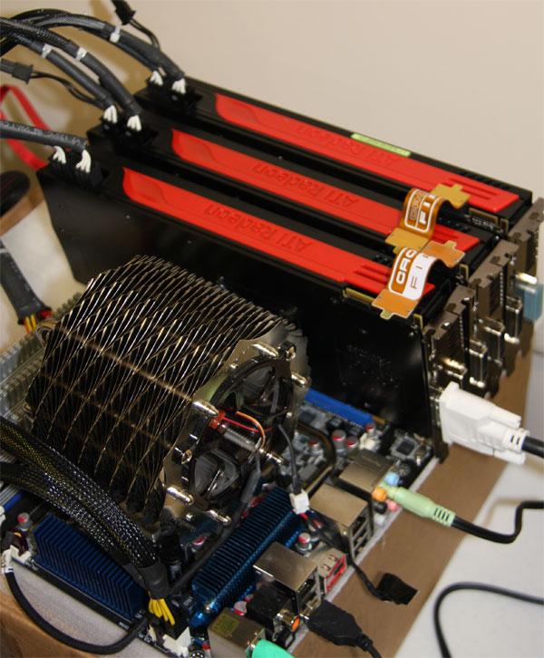 AMD Radeon HD 5870 Triple CrossFireX Performance Testing - Graphics Cards 63