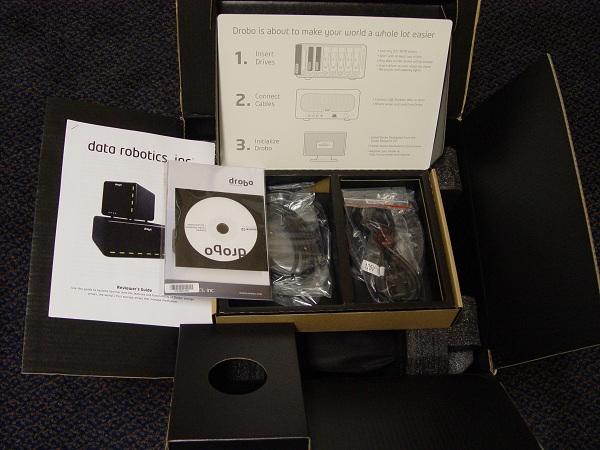 Data Robotics, Inc. DroboPro 8-Bay In-depth Review - Storage  4