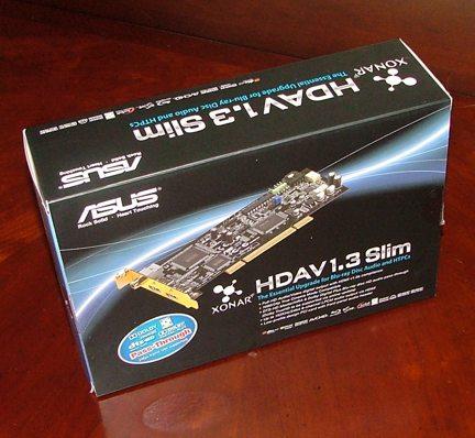 Asus HDAV 1.3 Slim Review: Bitstream for the Masses? - General Tech  9