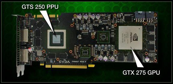 When is SLI not SLI? EVGA Hybrid GTX 275/GTS 250 card - Graphics Cards 4