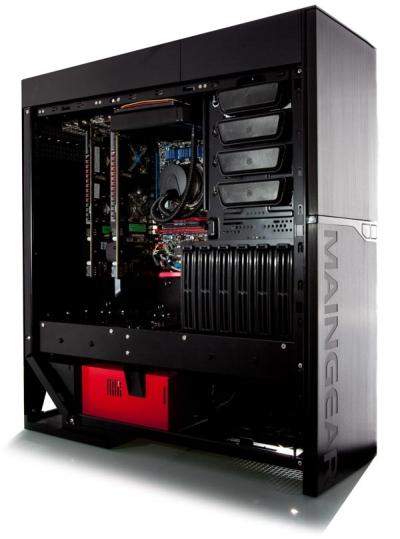 Maingear outs AMD's dual-GPU Hemlock in SHIFT