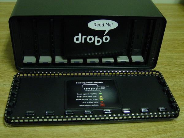 Data Robotics, Inc. DroboPro 8-Bay In-depth Review - Storage  8