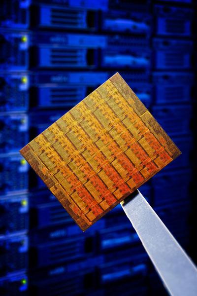 Intel Shows 48-core x86 Processor as Single-chip Cloud Computer - Processors  7