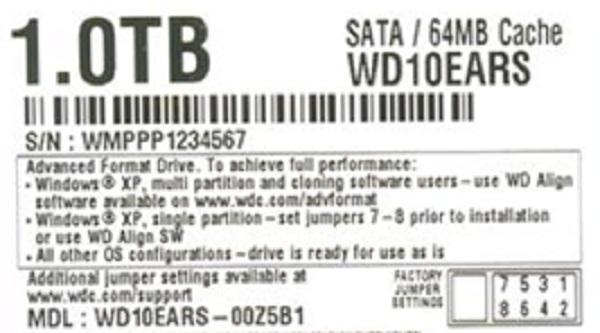 Western Digital introduces 'Advanced Format' - Storage 6