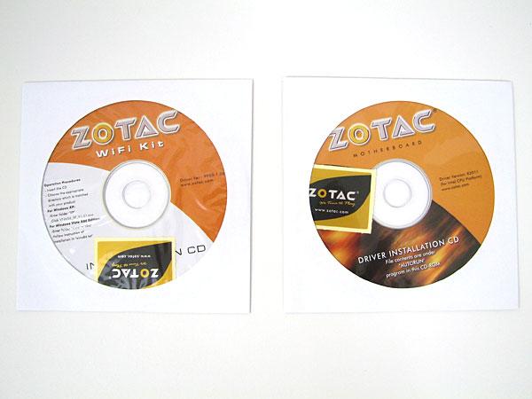 Zotac Geforce 9300-ITX WiFi LGA775 Motherboard Review - Motherboards  82