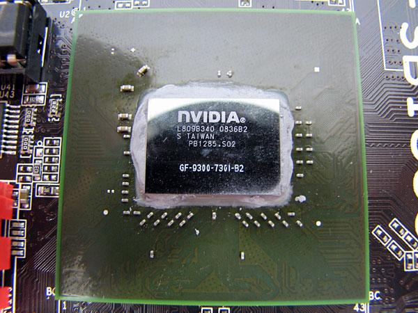 Zotac Geforce 9300-ITX WiFi LGA775 Motherboard Review - Motherboards  77