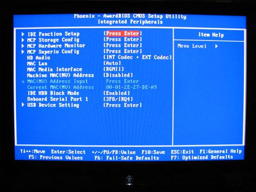 Zotac Geforce 9300-ITX WiFi LGA775 Motherboard Review - Motherboards  72