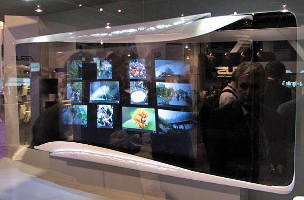 CES 2010: ASUS Waveface Conceptual Products - General Tech  4
