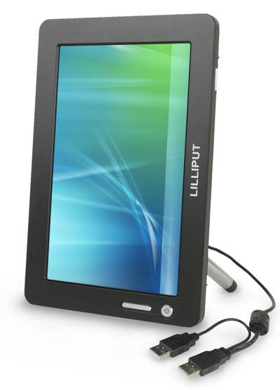 """Lilliput 7"""" Mini USB Monitor Review - Displays  1"""