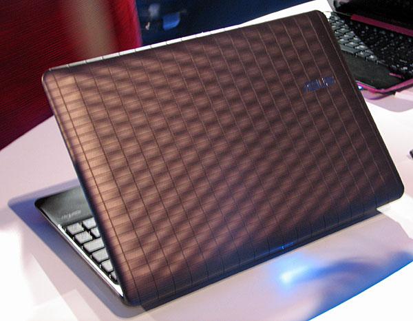 CES 2010: ASUS Eee PC Seashell 1008P Karim Rashid Collection - Mobile 6