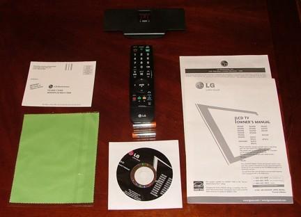 "LG 47LH30 47"" 1080p Widescreen TV Review - Displays 15"