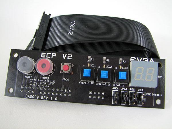 EVGA P55 FTW LGA 1156 ATX Motherboard Review - Motherboards 74