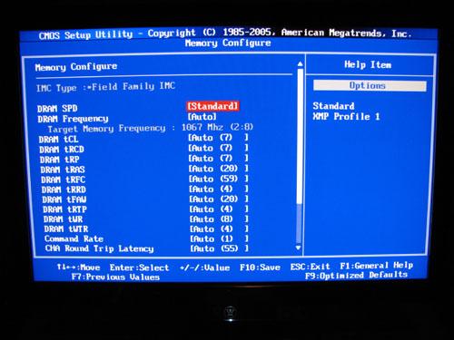EVGA P55 FTW LGA 1156 ATX Motherboard Review - Motherboards 85