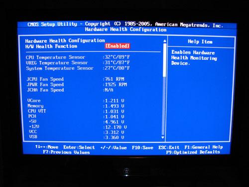 EVGA P55 FTW LGA 1156 ATX Motherboard Review - Motherboards 83