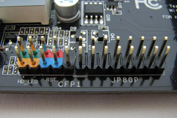 EVGA P55 FTW LGA 1156 ATX Motherboard Review - Motherboards 82