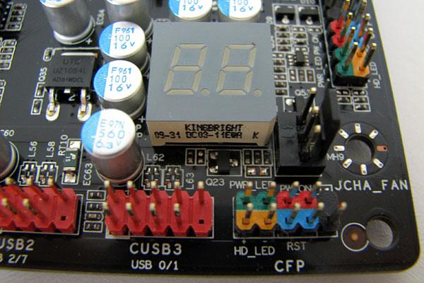 EVGA P55 FTW LGA 1156 ATX Motherboard Review - Motherboards 81