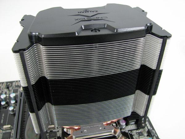 Zalman CNPS10X Flex Heatsink Review - Cases and Cooling  35