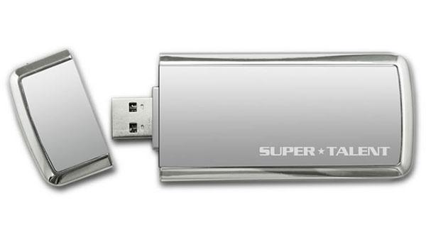 Super Talent intros USB 3.0 flash drive with encryption - Storage  4
