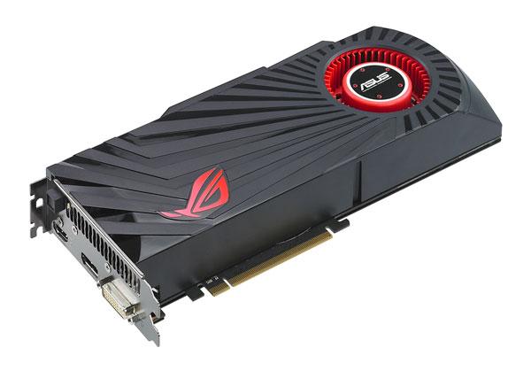ASUS Radeon HD 5870 ROG MATRIX Edition Spied