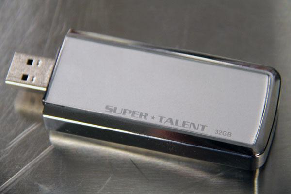 Super Talent SuperCrypt USB 3.0 32GB Thumb Drive Review - Storage 16